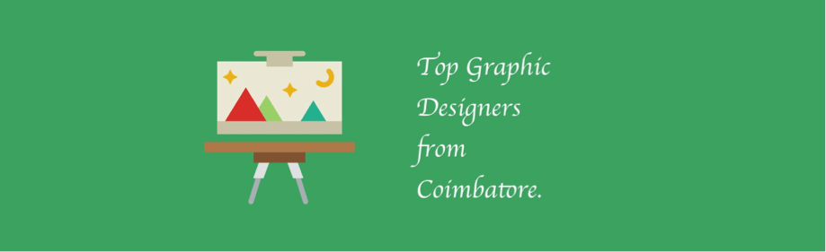 Graphic designers from Coimbatore