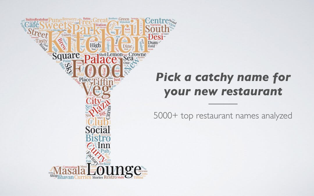 Best Restaurant Name Ideas and 5000+ Names List by Cuisine